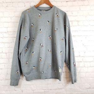 VANS Mickey Mouse Collab Sweatshirt